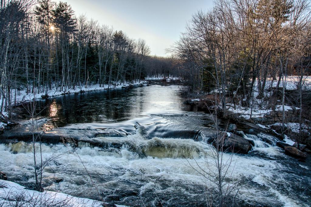 The snow is melting! by joansmor
