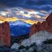 Sunset Colorado Style