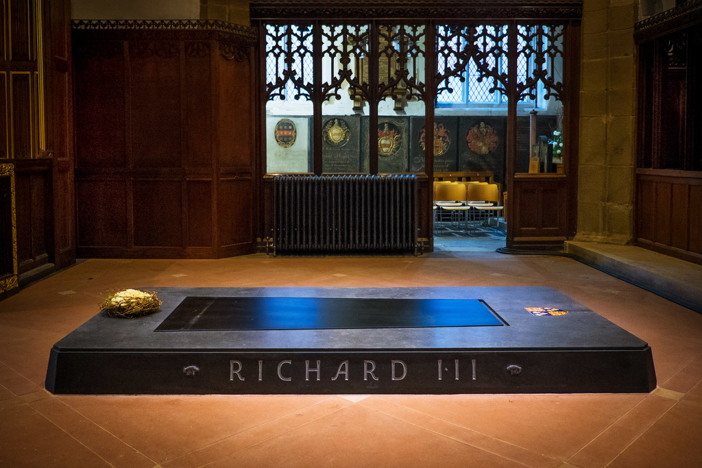 Day 085, Year 3 - Richard, Finally Resting by stevecameras