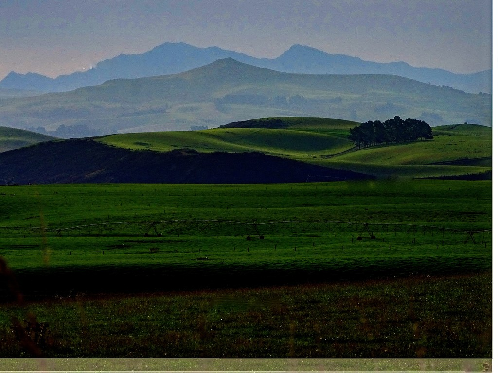 Landscape Layers by maggiemae