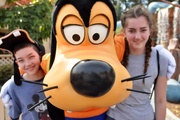 3rd Apr 2015 - Hanging with Goofy