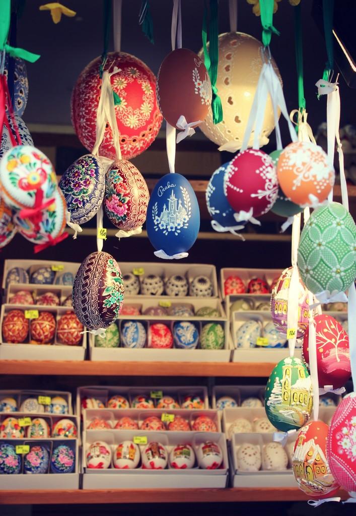 Easter eggs by judithg