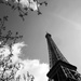 tour d'eiffel by justaspark