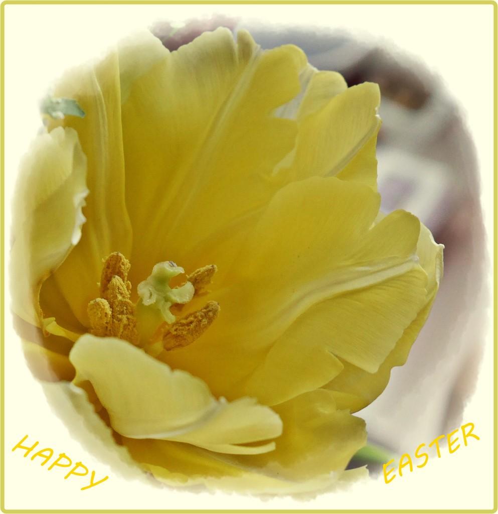 HAPPY EASTER by carolmw