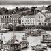 Mevagissey Inner Harbour by swillinbillyflynn