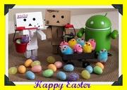 5th Apr 2015 - Easter Greetings