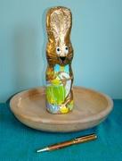 6th Apr 2015 - Apr 06: Chocolate Bunny