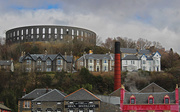 7th Apr 2015 - Oban Distillery & McCaig's Tower