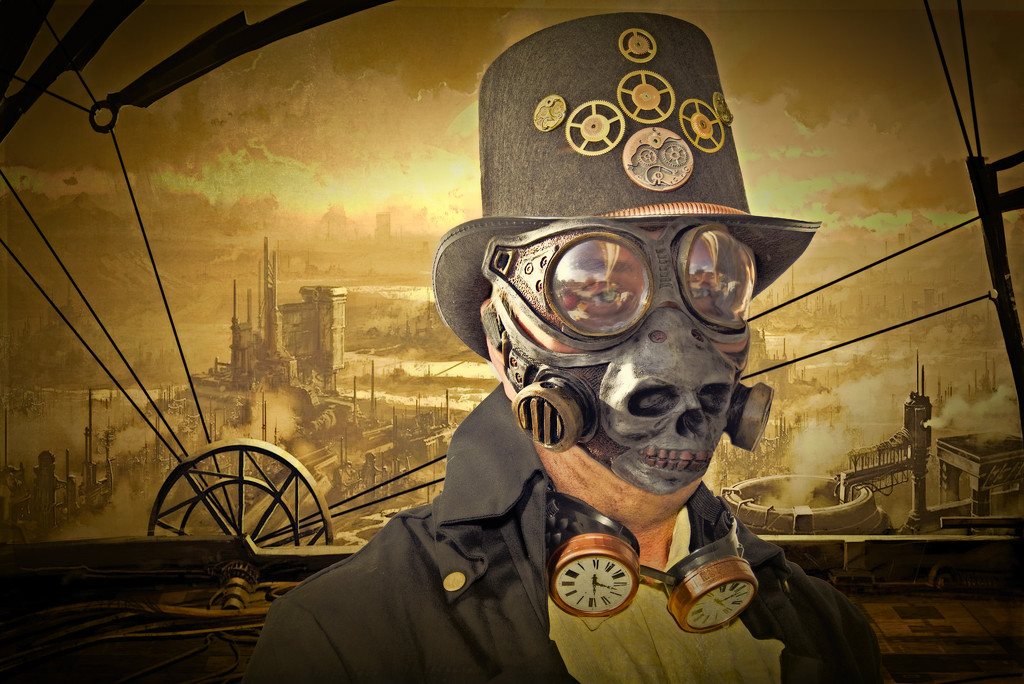 Extreme Steampunk - Really? by mikegifford