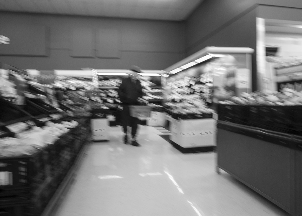 getting lost in the supermarket by kali66