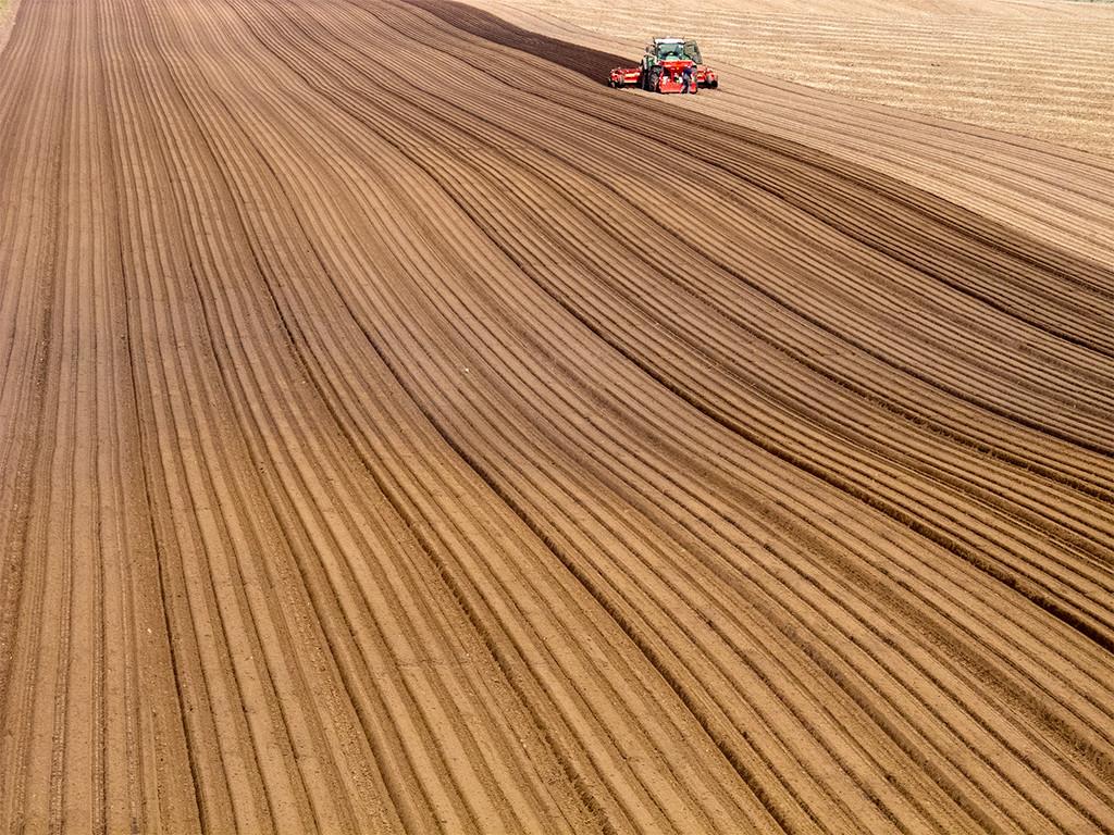 Plough Lines by stevet201