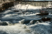 10th Apr 2015 - Melting and rain and fast flowing water - is this spring?
