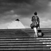 Lady with a bag by yaorenliu