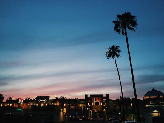 The Day's Last Glow by bradsworld