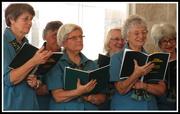 13th Apr 2015 - Sing Australia Choir   Taken at Maroochy Mall