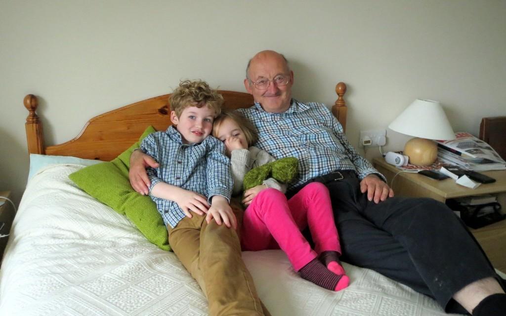 Grandchildren by g3xbm