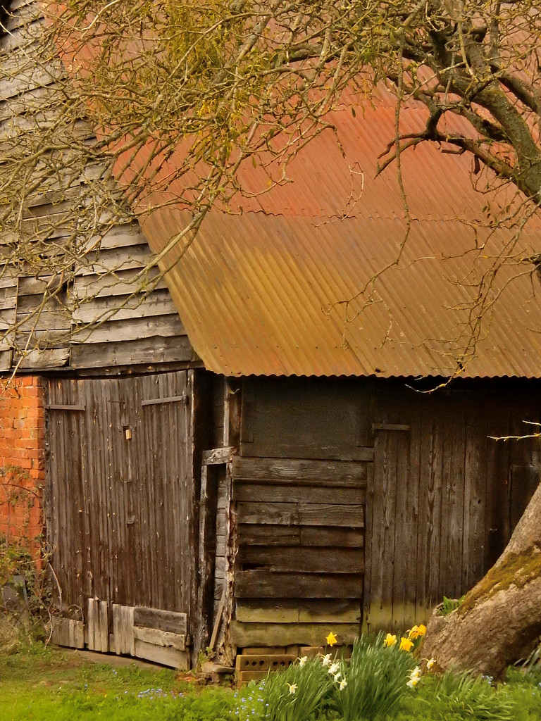 Another old barn..... by snowy