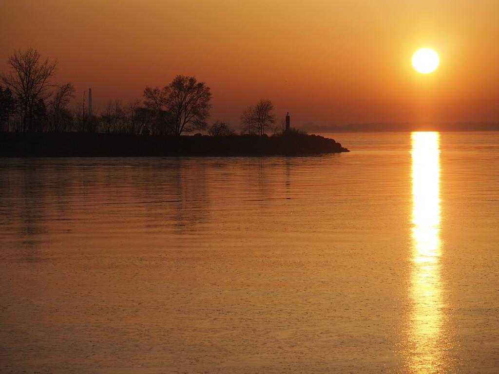 Finally, Sunshine! by selkie