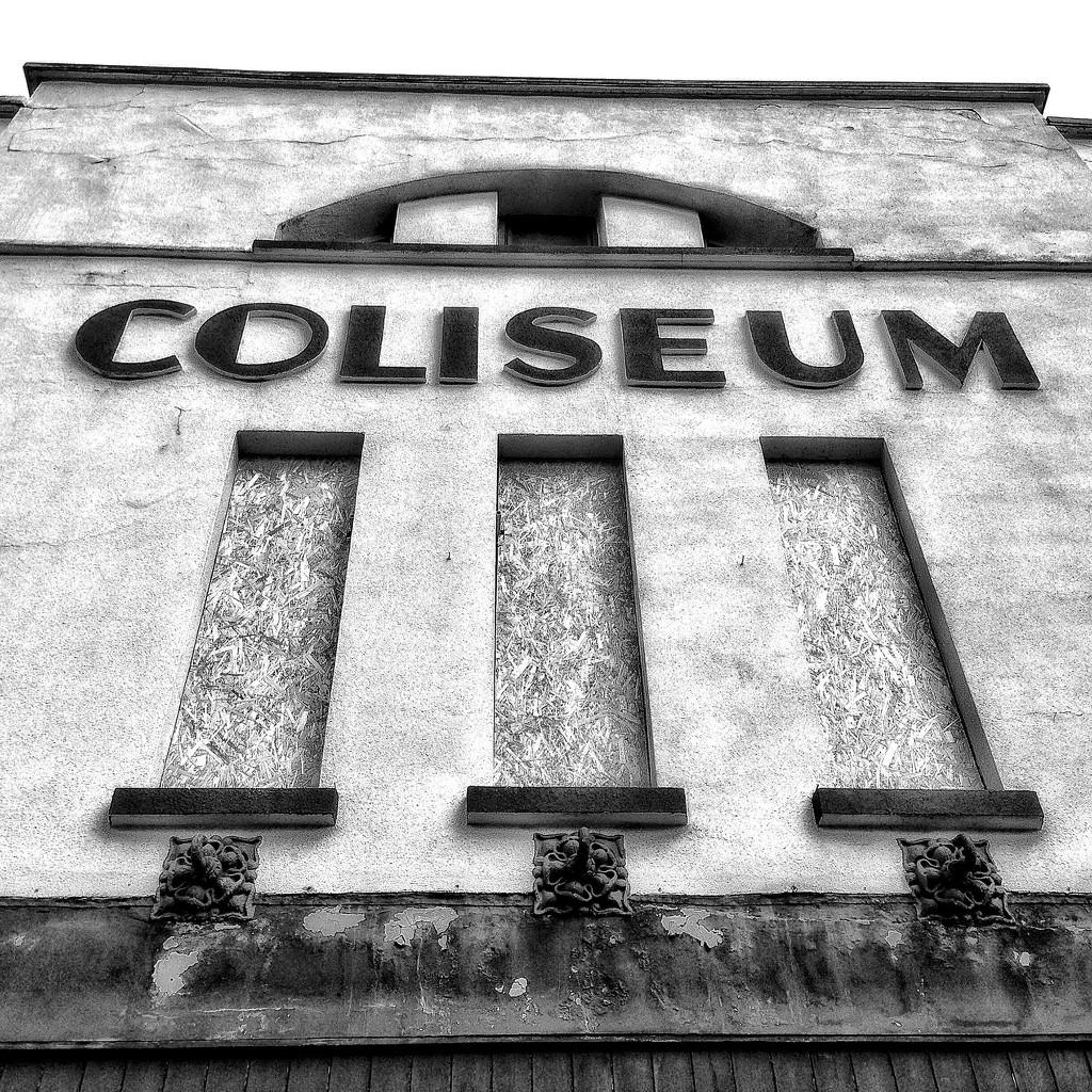 Art Deco Cinema by overalvandaan