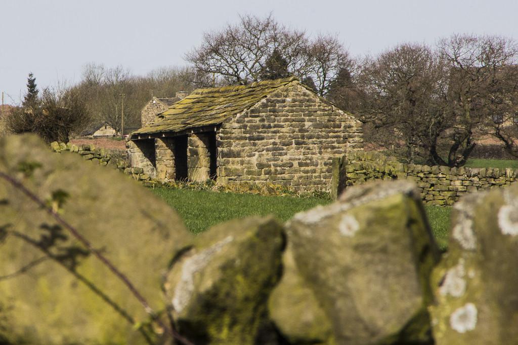 Yorkshire Barn by shepherdman