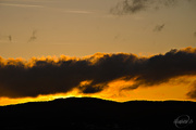 19th Apr 2015 - Sunset from my porch