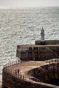 20th Apr 2015 - Outer harbour wall.....