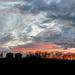 Unsettled sky