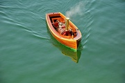 21st Apr 2015 - Cool radio controlled steam boat model