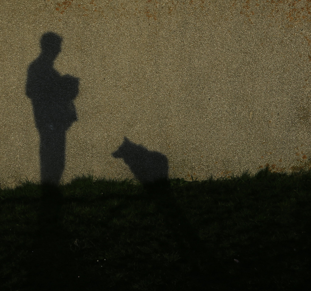 Me And My Shadow by lifeat60degrees