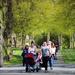 A Busy Park