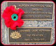 25th Apr 2015 - We are celebrating 100 years since the ANZAC landing in Gallipoli Turkey.  WE WILL REMEMBER THEM
