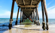 23rd Apr 2015 - Under the jetty