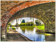 24th Apr 2015 - A Walk By The Canal