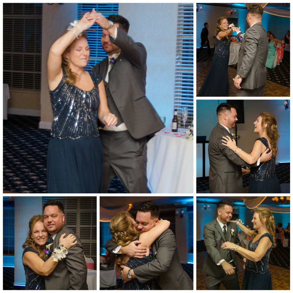 Mother and groom dance by danette