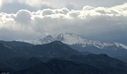 24th Apr 2015 - Clouds Over Pikes Peak