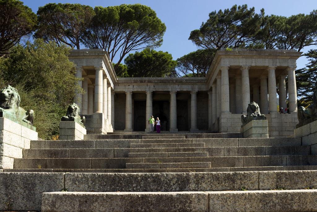 2015 04 11 Rhodes Memorial by kwiksilver