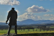 25th Apr 2015 - David Stirling Memorial