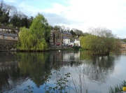 25th Apr 2015 - Cromford Mill Pond