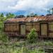 Rusted Train Car