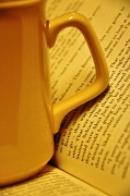 8th Nov 2010 - Tea and a book
