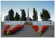 26th Apr 2015 - Our Town's Cenotaph...