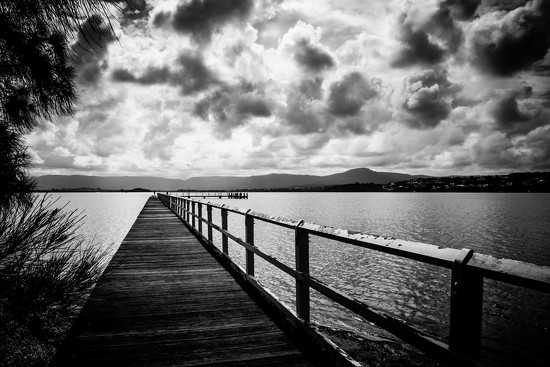 The Pier by kazlamont