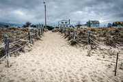 29th Apr 2015 - Snow gone from the beach paths