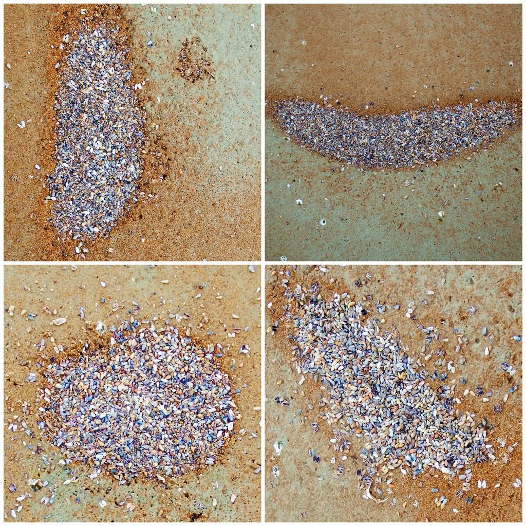 Sand pebbles by joemuli