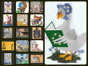 1st May 2015 - Mother Goose Day Collage