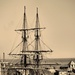 Pirates in Port by swillinbillyflynn