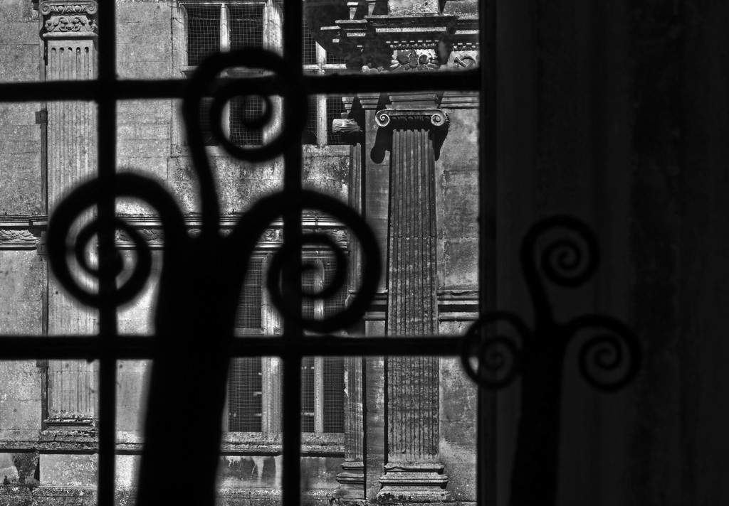 Kirby Hall...through the window by pistonbroke