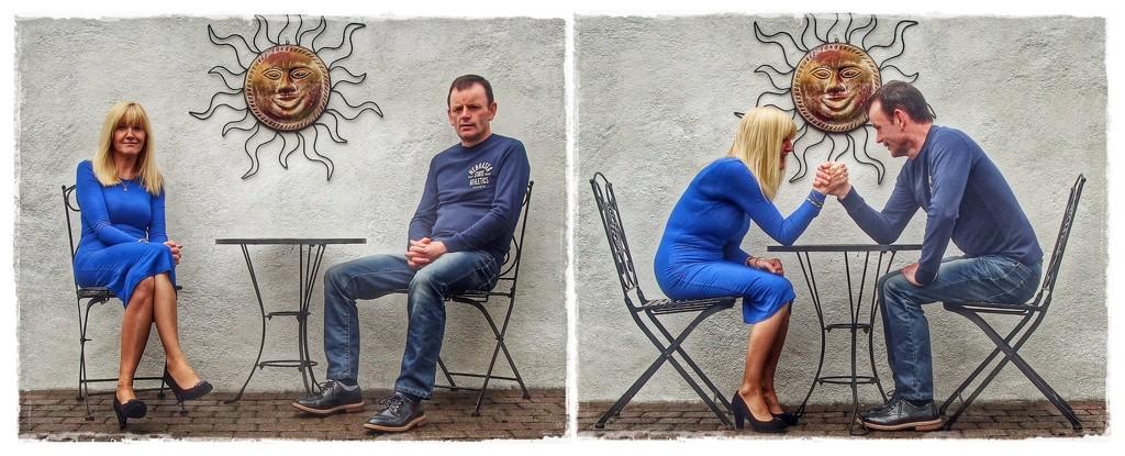 Clare & John by jack4john