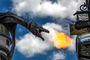 30th Apr 2015 - Diagon Alley Dragon