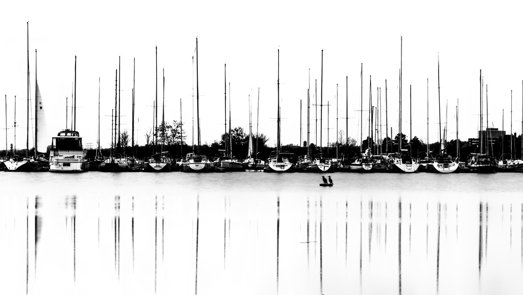 boat-minders by northy